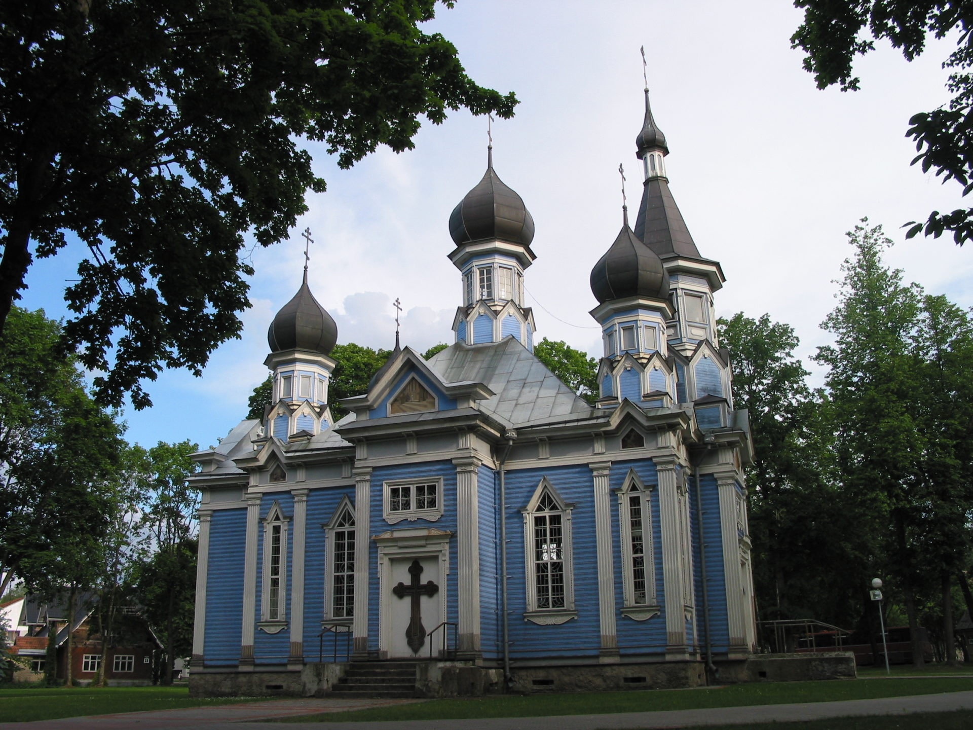 Petite virée en Lituanie
