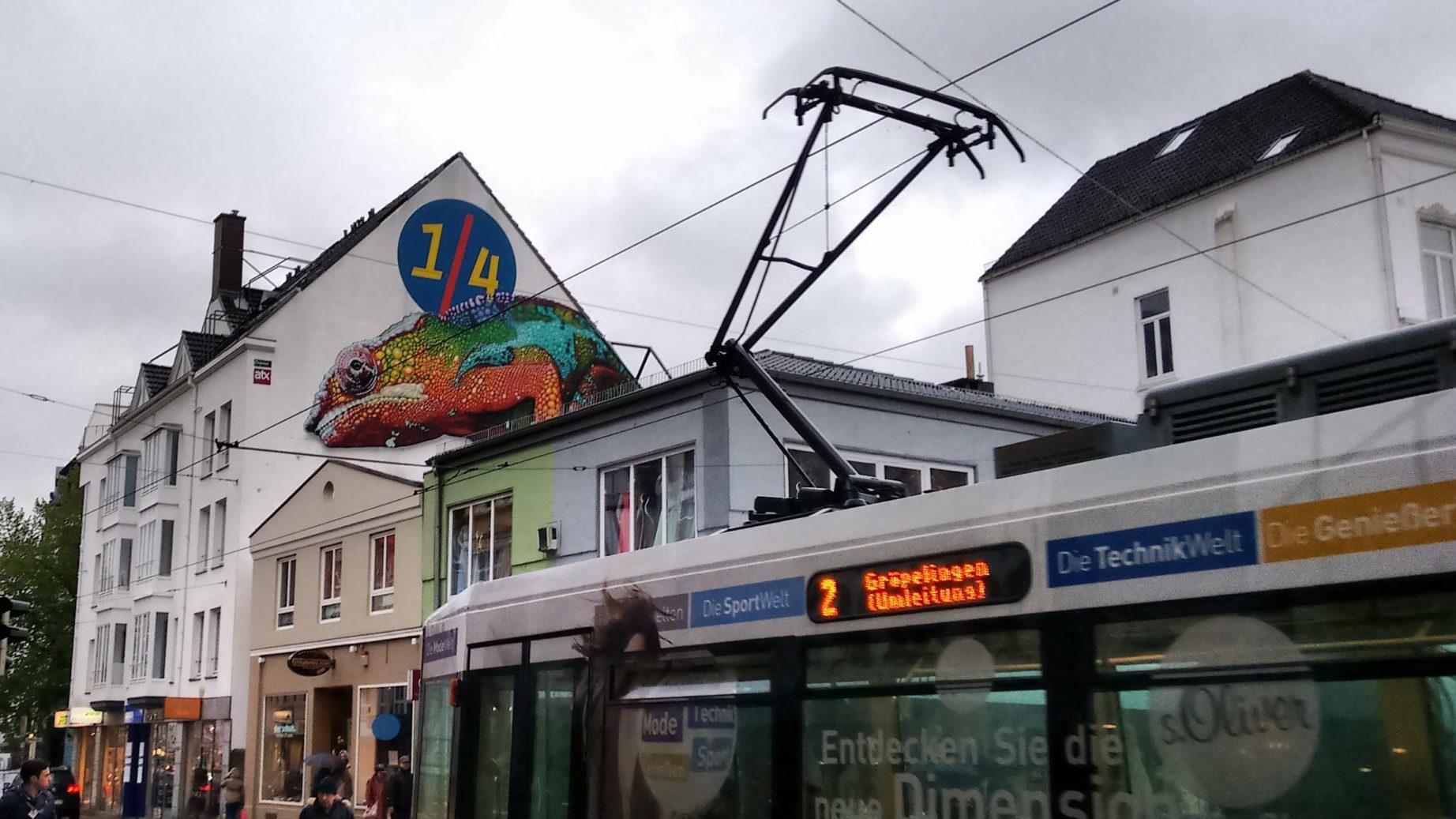 La ville de Brême