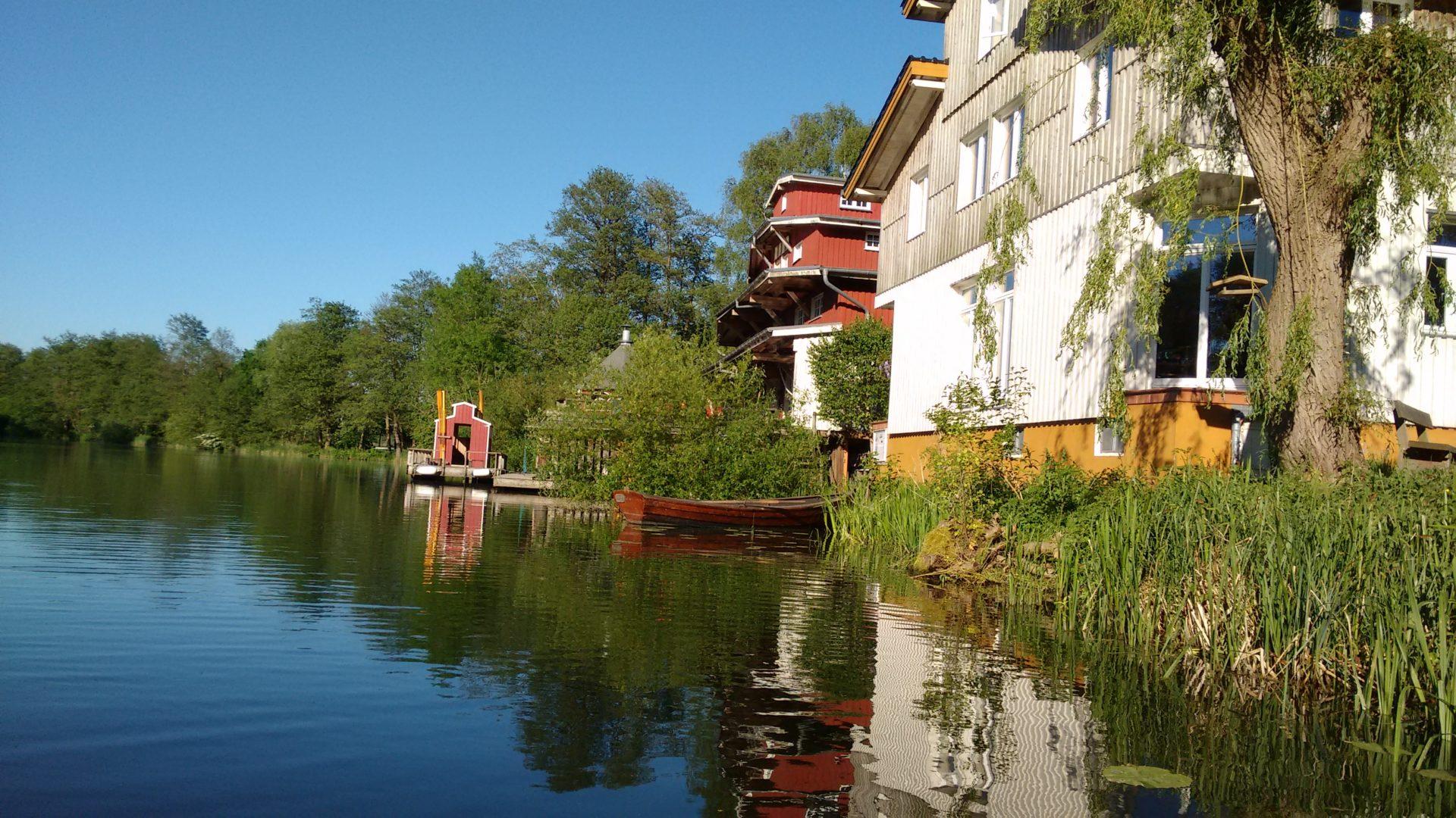 L'Eider et son canal
