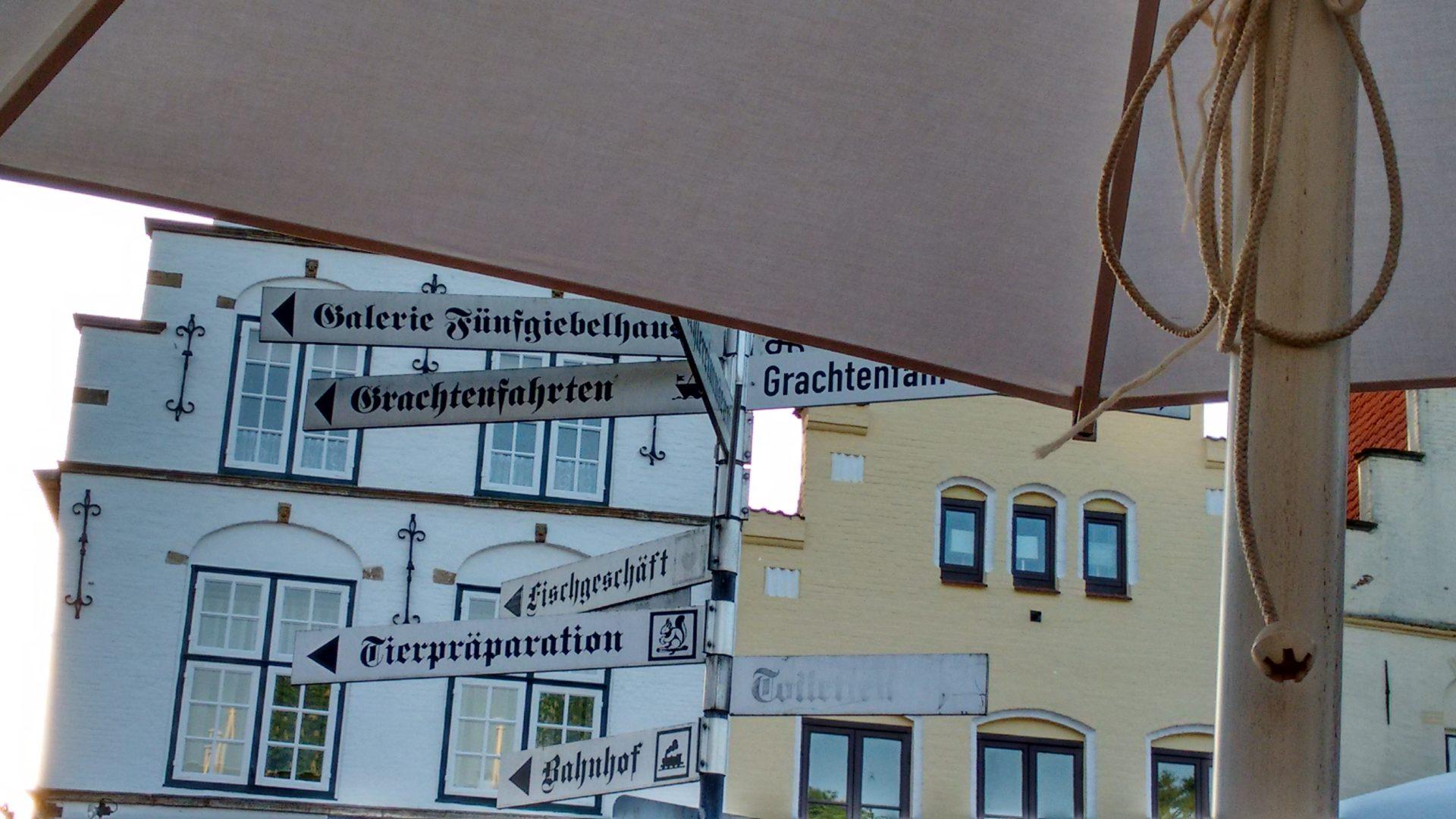 Friedrichstadt ou le petit Amsterdam