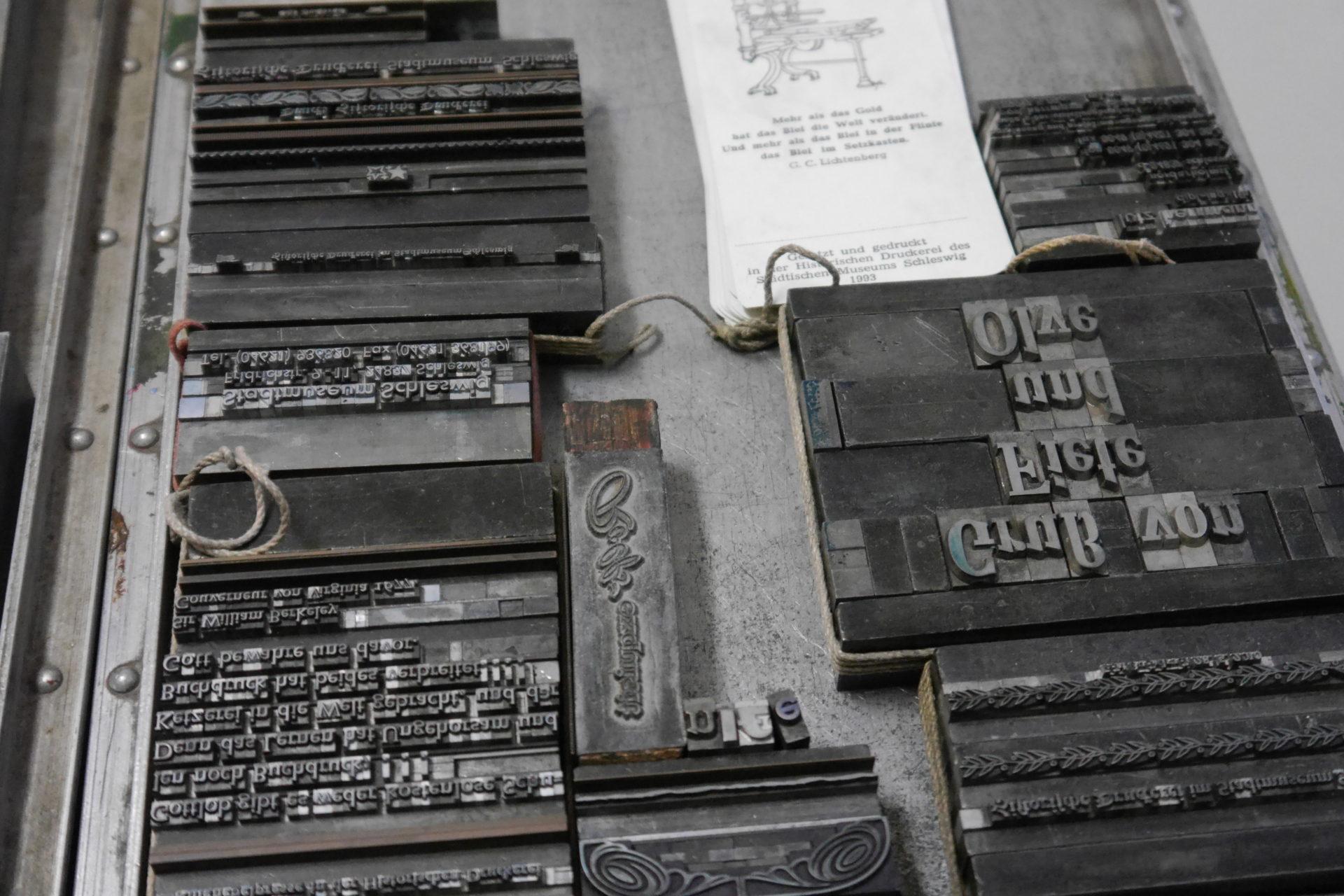 Le Salon de l'imprimerie et de l'art du livre de Hambourg