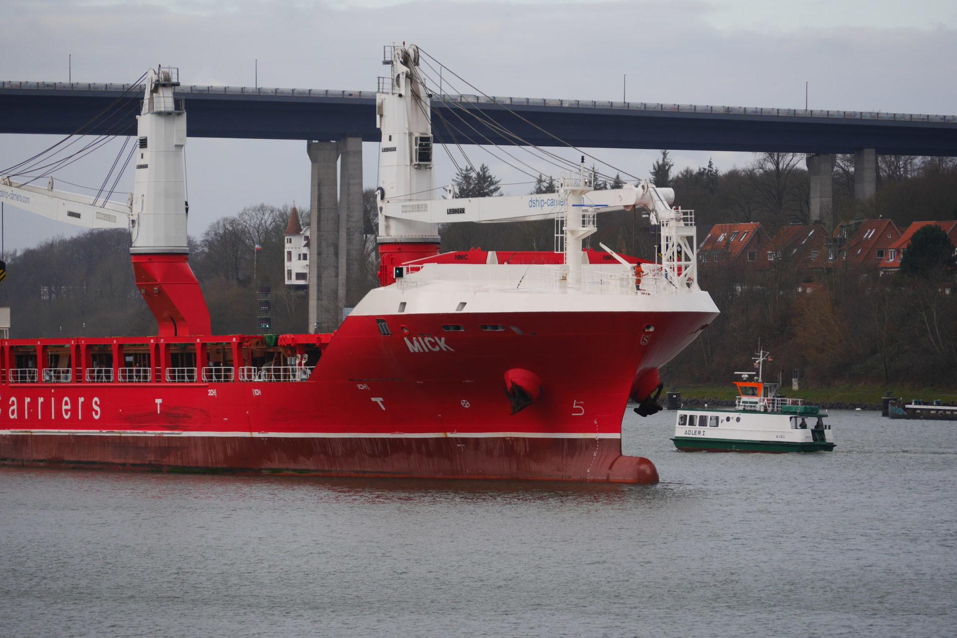 L'ABC du Canal de Kiel