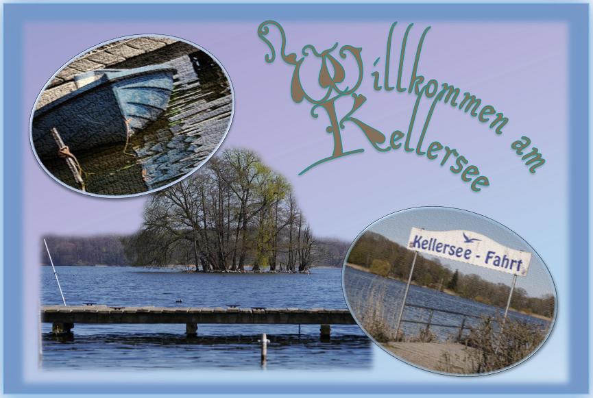 Lettre à Luise — le charme du Kellersee
