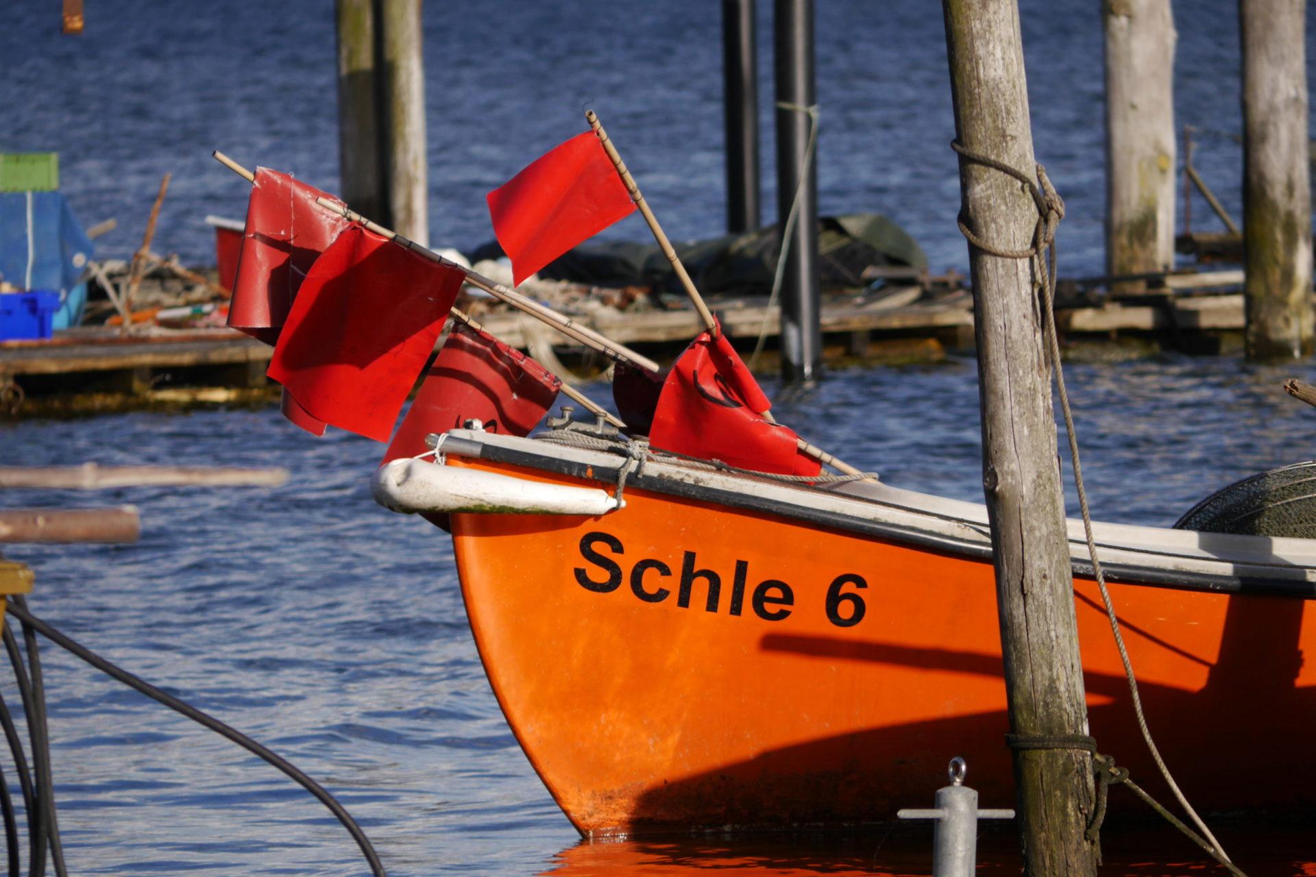 Holm, l'ancienne île de pêcheurs de Schleswig