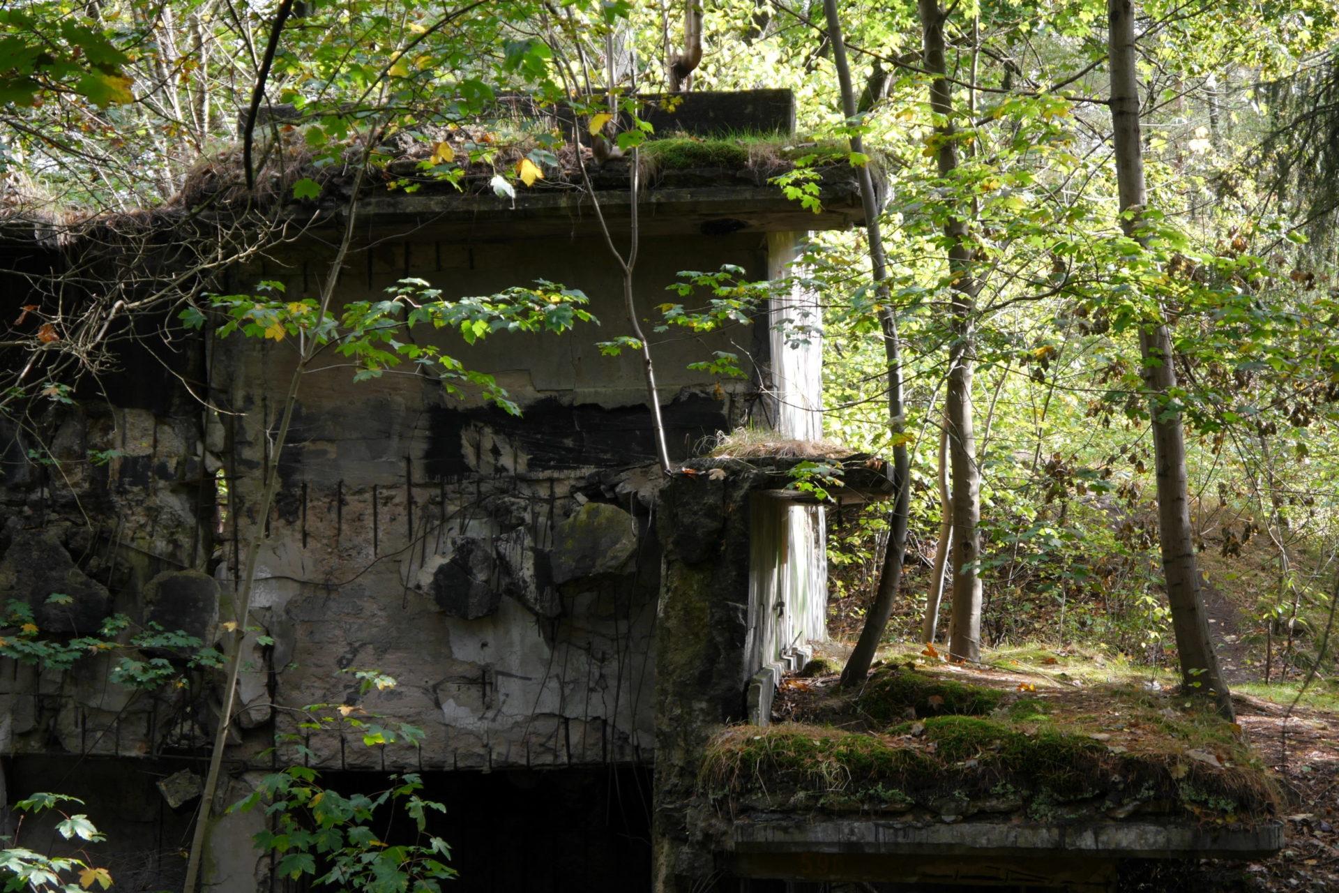L'effet dynamite : Les ruines de Düneberg