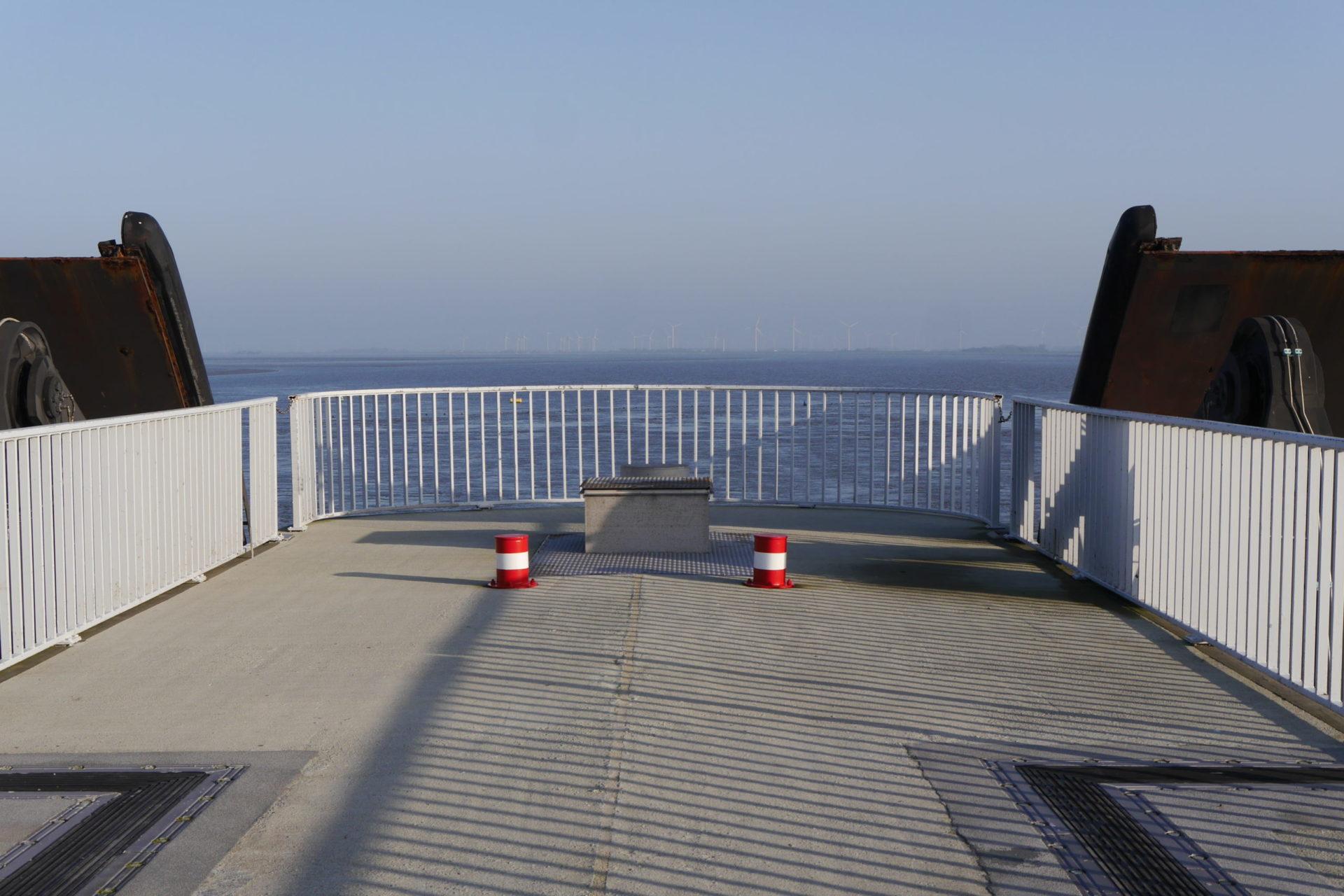 Le grand barrage de la mer du Nord