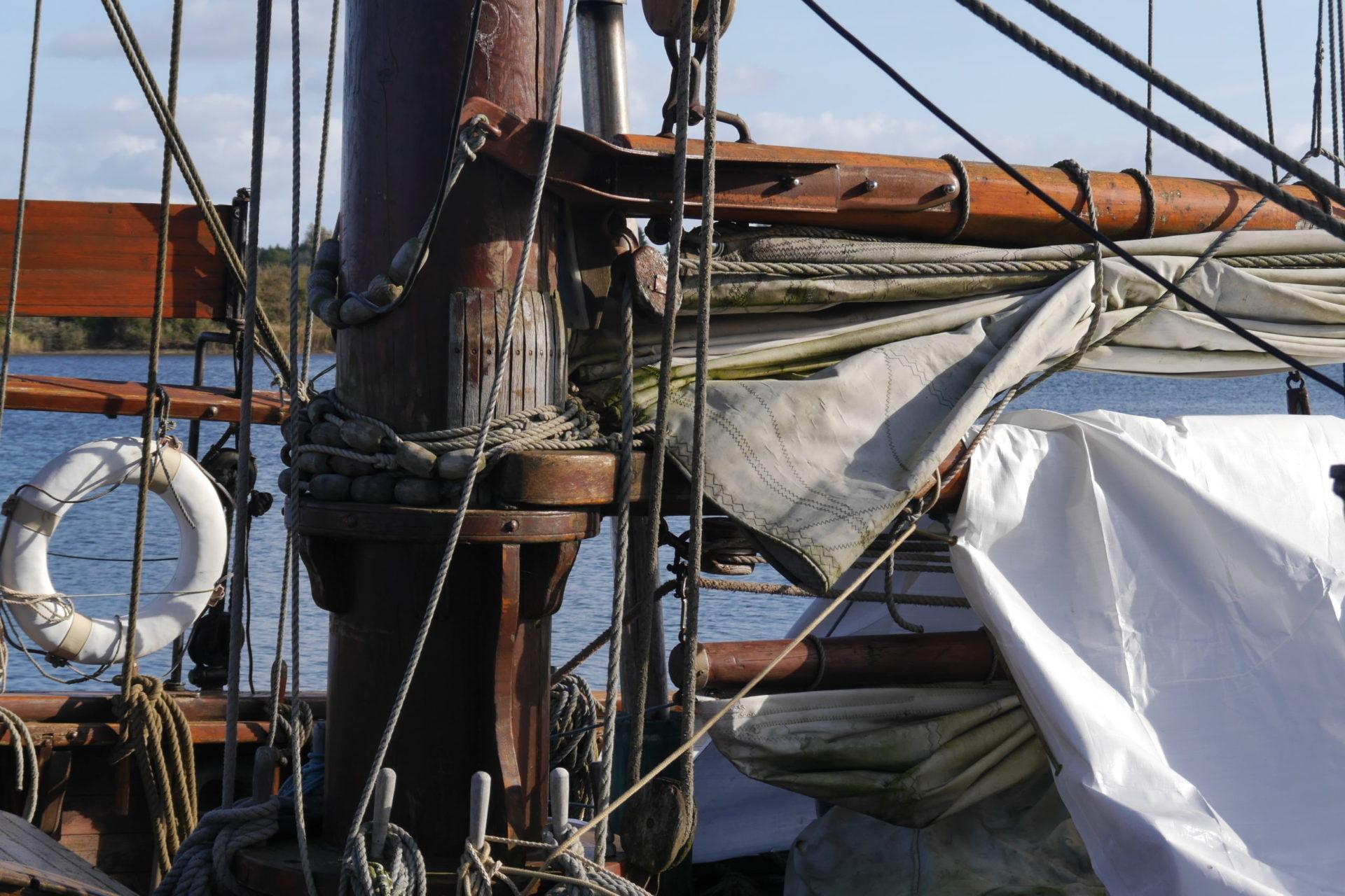 La Schlei et sa guerre des poissons |  Entre Kappeln et Arnis