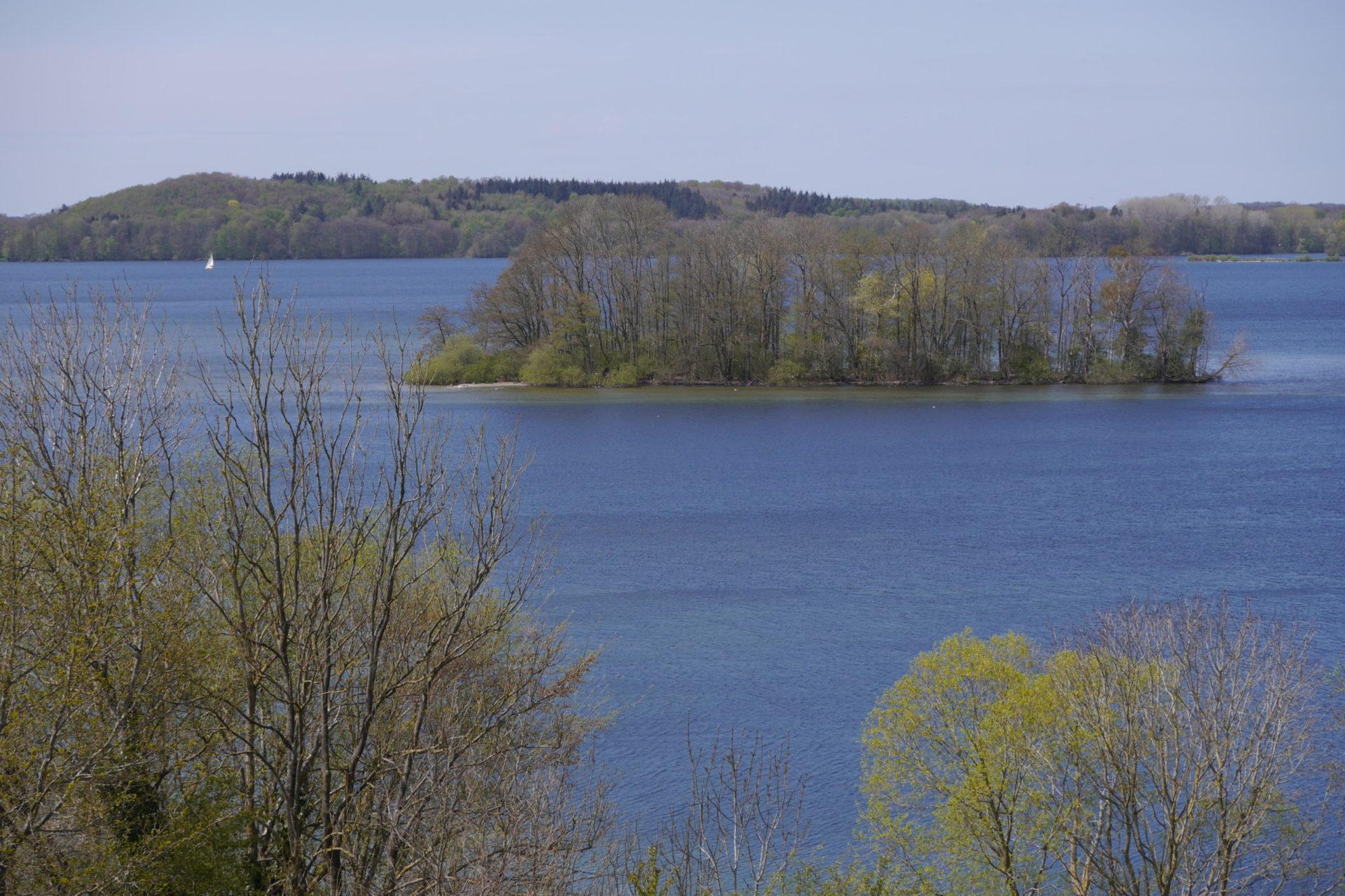 Entre lac et bocages — La presqu'île de Störland