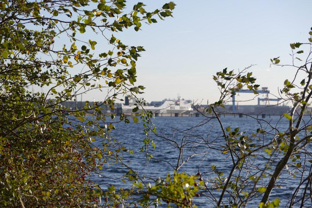 Quand la marine se retire de Kiel [01]